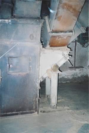 Монтаж сепаратора магнитного СМПН