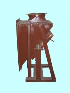 Железоотделитель для нории